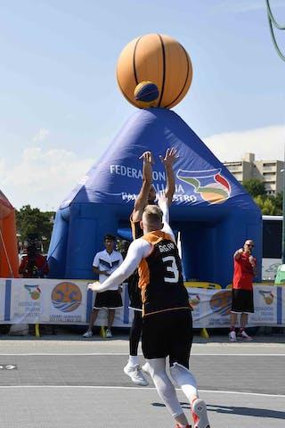 Lignano Challenger - Game 1: Novi Beograd Dzakovi vs Gagarin