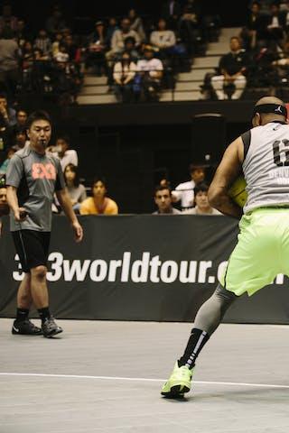 #4 Dusan Domovic Bulut, Team Novi Sad, FIBA 3x3 World Tour Final Tokyo 2014, 11-12 October.
