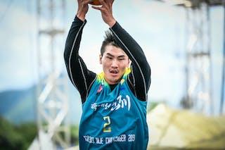 2 Kang Woohyung (KOR)