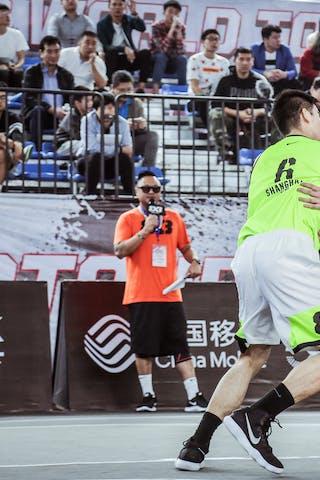 7 Wang Xuefeng (CHN) - 6 Zhenduo Leng (CHN) - 5 Aleksandar Ratkov (SRB)
