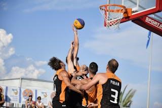 Lignano Challenger Semifinal 1: Liman vs Piran  21-14