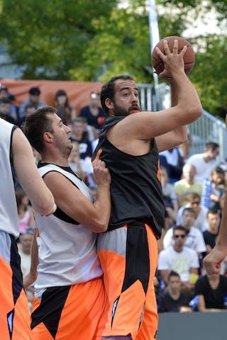 #6 Malaga (Spain) 2013 FIBA 3x3 World Tour Masters in Lausanne