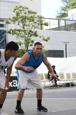 5 Aaron Bailey-nowell (NZL) - Pool 1 B 2: Dongguan MC vs. Auckland