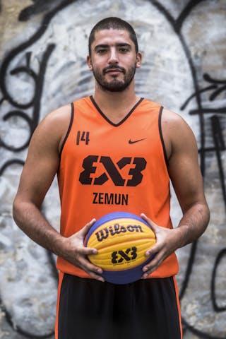 14 Dejan Pejić (SRB)