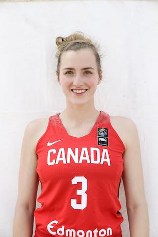 3 Paige Crozon (CAN)
