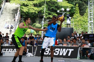 3 Edward Morris (JPN) - Pool 1 A1 Liman vs Okayama