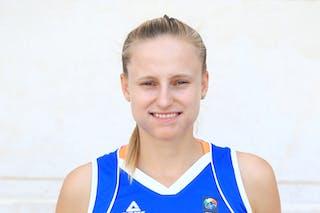 11 Kristýna Minarovičová (CZE)