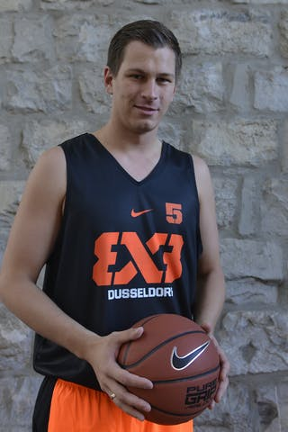 #5 Dusseldorf (Germany) 2013 FIBA 3x3 World Tour Masters in Lausanne