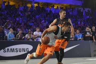#5 Kranj (Slovenia) Final 2013 FIBA 3x3 World Tour Masters in Lausanne