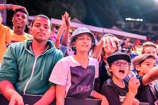 Fans, 2015 WT Lausanne, 29 August 2015