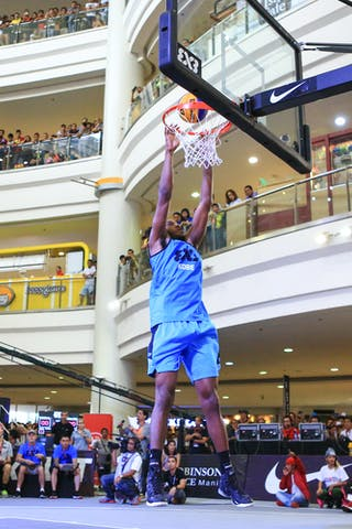 Nyika Williams -Team Kobe-Smart Dunk Final & Prize Ceremony