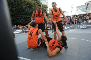 Catalin BORDEI (Romania); Angel SANTANA (Romania); Adrian Vasile STEFAN (Romania); Catalin VLAICU (Romania)