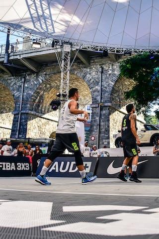 3 Álvaro Asier Martínez (ESP) - 6 Sergio De La Fuente (ESP) - 5 Alvaro Calvo (ESP) - 5 Nikola Vukovic (SRB) - 4 Lazar Rasic (SRB) - 3 Bogdan Dragovic (SRB) - Zemun v Valladolid, 2016 WT Lausanne, Pool, 26 August 2016