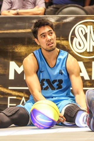 Player, 2014 World Tour Manila, 3x3, 20. July