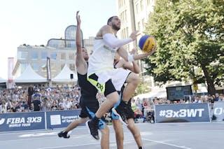 Novi Sad Al Wahda v Budapest, 2016 WT Prague, Last 8, 7 August 2016