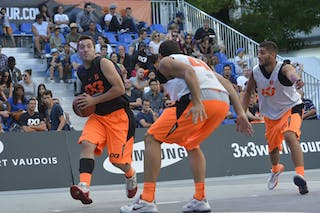 #5 Belgrade (Serbia) 2013 FIBA 3x3 World Tour Masters in Lausanne