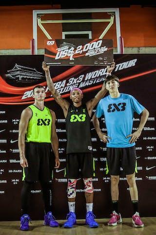 Novi Sad AlWahda v Gdansk, 2016 WT Beijing, Final, 17 September 2016