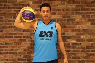 Elvin Jake Pascual 3x3 FIBA World Tour 2014 Manila #ManilaNorth #Philippines