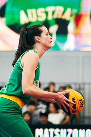 7 Keely Froling (AUS) - Game3_Pool B_Netherlands vs Australia