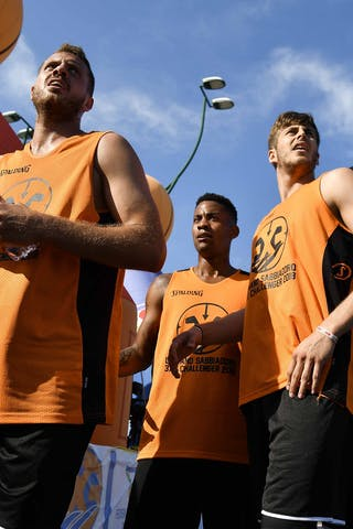 Lignano Challenger Game4: Roma Sud vs Perugia Dat