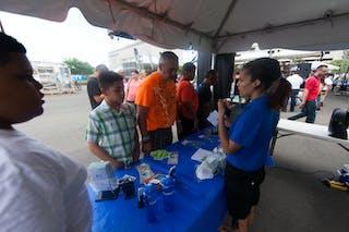 at the San Juan Masters 10-11 August 2013 FIBA 3x3 World Tour, San Juan, Puerto Rico. Day 2