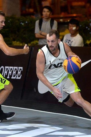 3 Marko Stojanovic (SRB) - 1 Damon Huffman (USA)