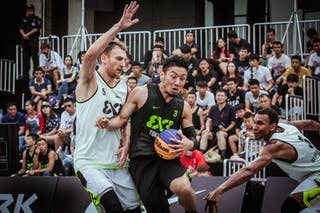 5 Tatsuhito Noro (JPN) - St Petersburg v Tokyo, 2016 WT Beijing, Pool, 16 September 2016