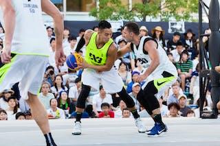 5 Tomoya Ochiai (JPN) - Ljubljana v Utsunomiya, 2016 WT Utsunomiya, Pool, 30 July 2016