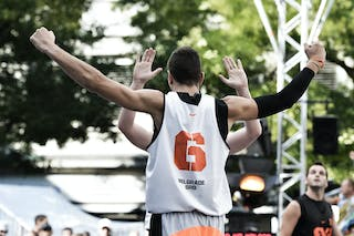 #6 Belgrade (Serbia) 2013 FIBA 3x3 World Tour Masters in Lausanne