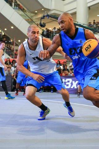 NoviSad AlWahda v Doha, 2015 WT Manila, Semi final, 2 August 2015