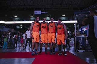 Team Kranj, FIBA 3x3 World Tour Final Tokyo 2014, 11-12 October.