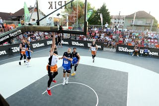 Quarter Final, Ventspils Ghetto - Utsunomiya.