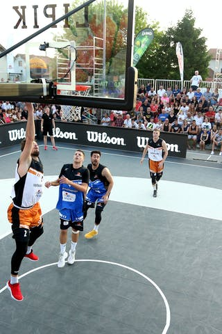 Quarter Final, Ventspils Ghetto - Utsunomiya.