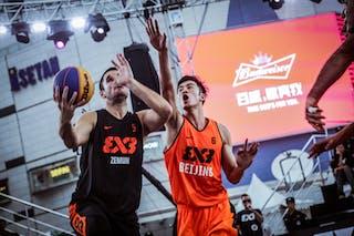 5 Marko Dugosija (SRB) - 6 Tao Liu (CHN)