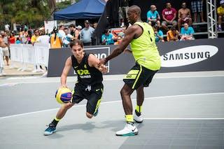 #4 Del'Arco Rodrigo Diguinho, Team Sao Paulo, FIBA 3x3 World Tour Rio de Janeiro 2014, Day 2, 28. September.