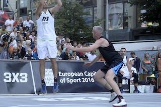 Ljubljana v Vitez, 2016 WT Prague, Pool, 6 August 2016