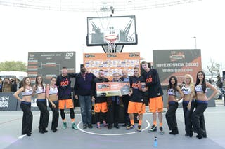 Brezovica (Slovenia) 2013 FIBA 3x3 World Tour final in Istanbul