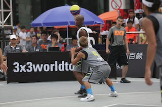 #4 Reaves Chris, Team Wukesong, 2014 World Tour Beijing, 3x3game, 2-3 August.