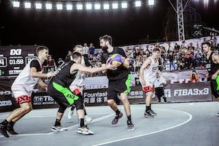 7 Maksim Kovacevic (SRB) - 6 Stefan Kojic (SRB)