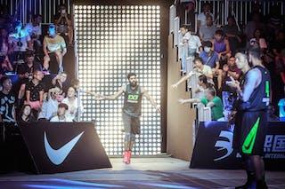 6 Bikramjit Gill (JPN) - Hamamatsu v Wukesong, 2016 WT Beijing, Pool, 16 September 2016