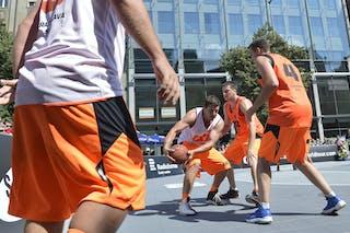 Bratislava (Slovakia) 2013 FIBA 3x3 World Tour Masters in Prague