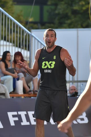 6 Jure Eržen (SLO) - Kranj v Berlin, 2016 WT Debrecen, Pool, 7 September 2016