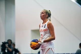 3 Loyce Bettonvil (NED) - Game3_Pool B_Netherlands vs Australia
