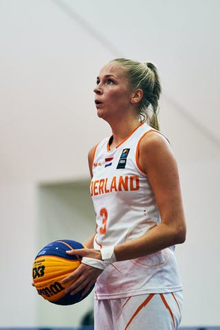 3 Loyce Bettonvil (NED) - Game3_Pool B_Netherlands vs Australia