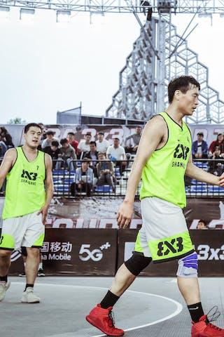 5 Aleksandar Ratkov (SRB) - 3 Mihailo Vasic (SRB) - 4 Wang Jiayi (CHN) - 3 Goran Vidovic (CHN)