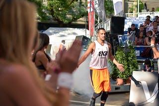 Zemun v Gdansk, 2015 WT Lausanne, 29 August 2015