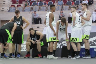 7 Avery Cadogan (CAN) - 6 Noah Daoust (CAN) - 5 Jamal Mayali (CAN) - 7 Adin Kavgic (SLO) - 3 Daniel Pieper (CAN) - 6 Gašper Ovnik (SLO) - 5 Anže Srebovt (SLO) - 4 Simon Finzgar (SLO)