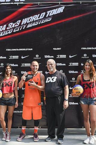 3 Jonathan Garcia (USA)