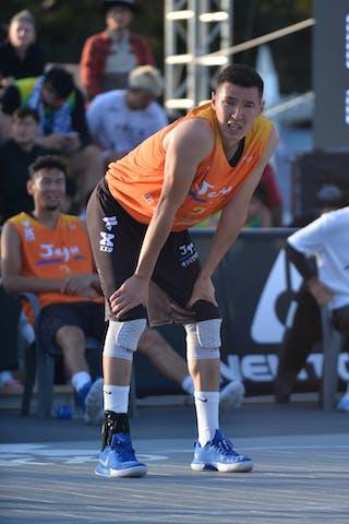 2 Tsenguunbayar Gotov (MGL) - FIBA 3x3 juej challenger