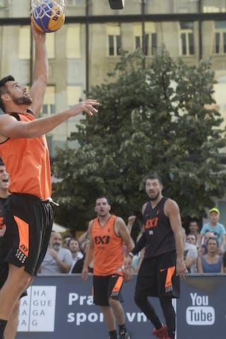 Kranj v Ub, 2015 WT Prague, Last 8, 9 August 2015